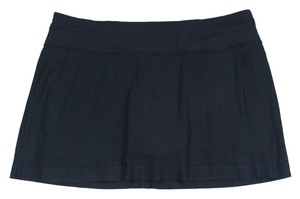 Lululemon Lululemon Black Pleat to Street Skirt III