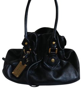 Marc by Marc Jacobs Everyday Leather Satchel in Black
