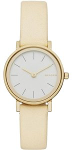Skagen Denmark Skagen Women's Hald Women's Leather Watch SKW2444