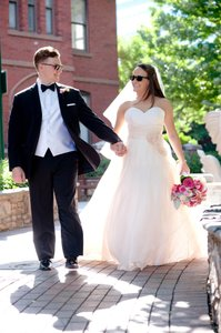 Lea-Ann Belter Eugenie Wedding Dress