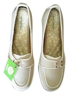 Grasshoppers Canvas Sport Loafer Stone Flats