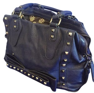 Jessica Simpson Satchel in Navy Blue