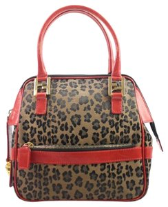 Fendi Bowler Speedy Tote Boston Satchel