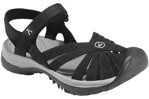 Keen Sport Waterproof Rubber black Sandals