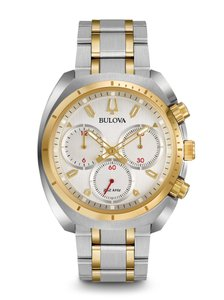 Bulova 98A157 Men's Curv Chronograph Watch