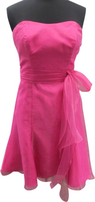 Preload https://item5.tradesy.com/images/alfred-angelo-fuschia-7095-a-27-short-cocktail-dress-size-10-m-1946639-0-0.jpg?width=400&height=650