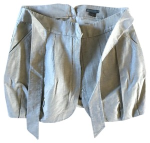 Armani Jeans Mini Skirt Beige