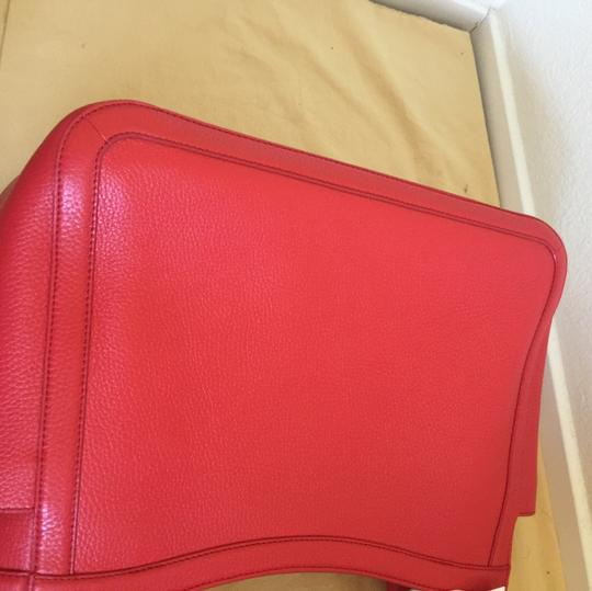 Tory Burch Satchel in Red Image 10