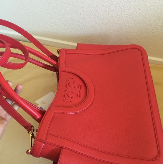 Tory Burch Satchel in Red Image 6