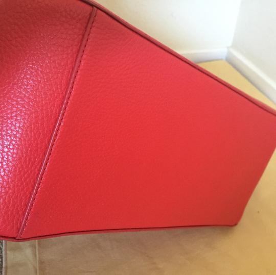 Tory Burch Satchel in Red Image 9