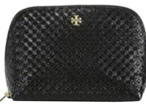 Tory Burch Embossed Robinson Cosmetic Case