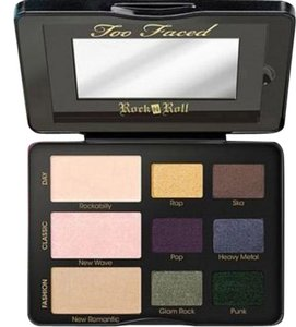 Too Faced Too Faced Rock N Roll Eye Shadow Limited Edition