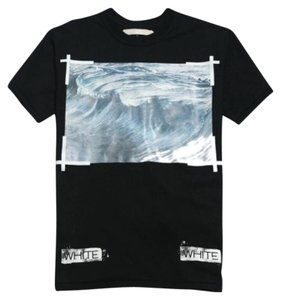 Off-white T Shirt Black