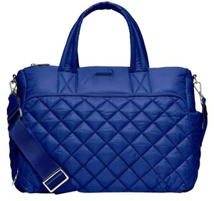 Michael Kors Electric Blue Travel Bag