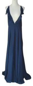 Maxi Dress by Reformation Arianna Sapphire