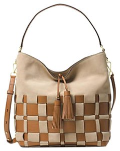 Michael Kors Coach Brown Tote in Shell Acron