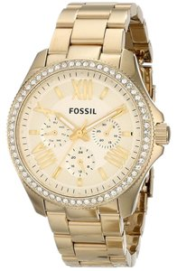 Fossil Fossil Women's AM4482 Cecile Stainless Steel Watch