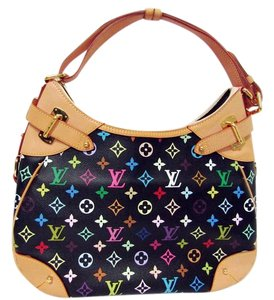 Louis Vuitton Multicolor Hobo Bag