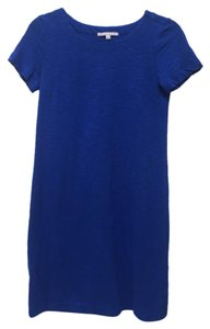 Gap short dress Cobalt Blue on Tradesy