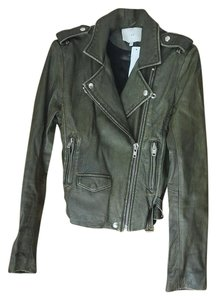 IRO Motorcycle Leather Jacket