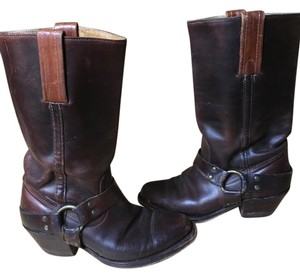 Frye Leather Brown Boots
