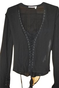 Saint Laurent Top black