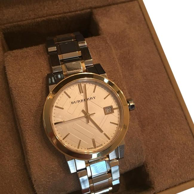 Item - Y Gold/Silver Two Tone Watch