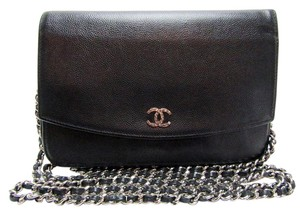 Chanel Woc Wallet On Chain Wallet On A Chain Cross Body Bag