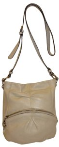 B. Makowsky Refurbished Leather Cross Body Bag