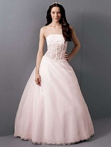 Alfred Angelo 1653 Wedding Dress