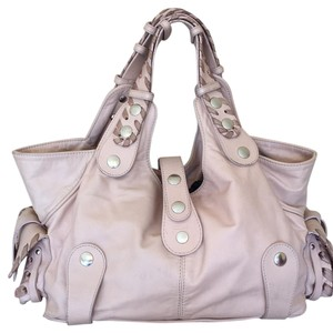 Chloé Satchel in Pale Pink