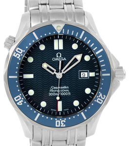 Omega Omega Seamaster Professional James Bond Blue Dial Watch 2541.80.00