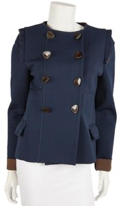Lela Rose Navy Jacket