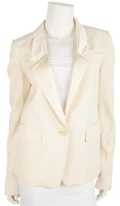 Jason Wu Cream Blazer