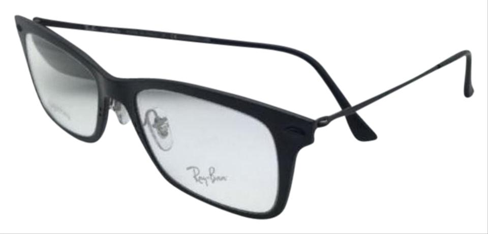2c022c96a4f Ray-Ban Light Ray Rb 7039 2077 51-18 Matte Black Frame Rx-able ...