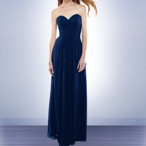 Bill Levkoff Navy Dress