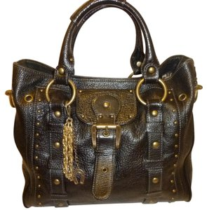 Betsey Johnson Refurbished Leather Hobo Bag