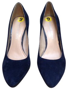 Franco Sarto Dark Blue Pumps