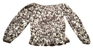 MICHAEL Michael Kors Top Black and White