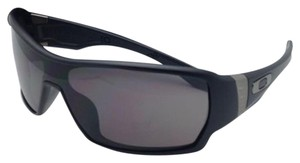 Oakley New OAKLEY Sunglasses OFFSHOOT OO9190-01 Matte Black w/ Warm Grey