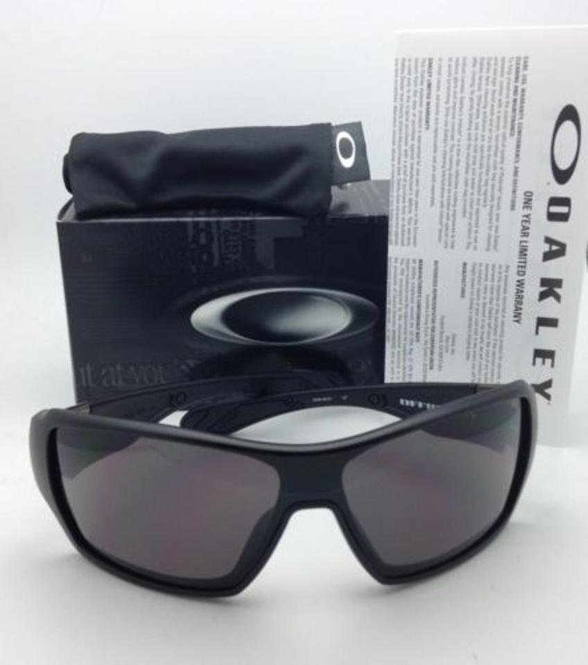444aa5b09b Oakley Offshoot Oo9190-01 Matte Black with Warm Grey Lenses New W   Sunglasses