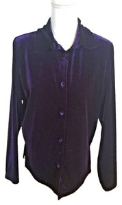 Lord & Taylor Top Purple