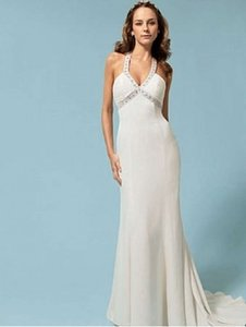 Alfred Angelo 1619 Wedding Dress