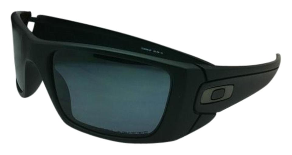 1393ab2dc389e Oakley Polarized OAKLEY Sunglasses FUEL CELL OO9096-05 Black Frame w Grey  Image 0 ...