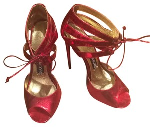 Tom Ford Metallic red Formal