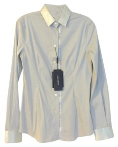 Dolce&Gabbana Button Down Shirt Light Gray