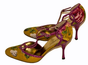 Dolce&Gabbana must /green / purple / white Pumps