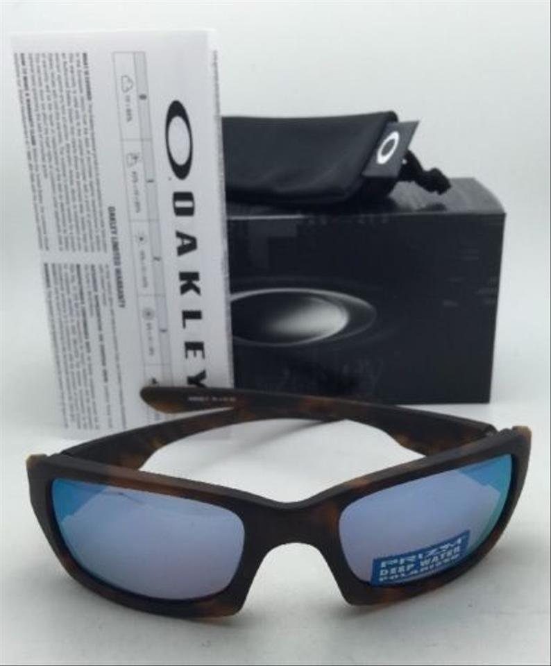 91a70f7be4 Oakley Polarized OAKLEY Sunglasses FIVES SQUARED OO9238-17 Tortoise w Prizm  Image 10. 1234567891011