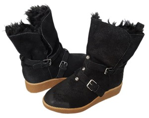 Rebecca Minkoff Perry Black Boots