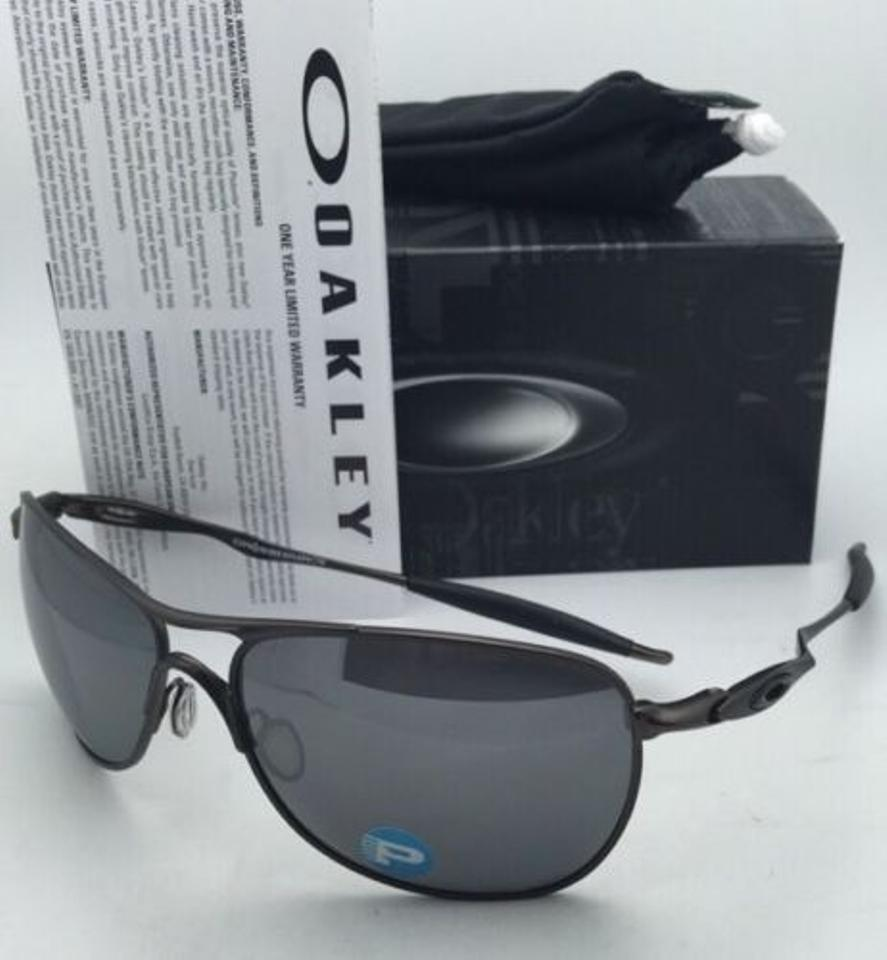 2b68484f574 Oakley Ti Crosshair Pewter - Shabooms